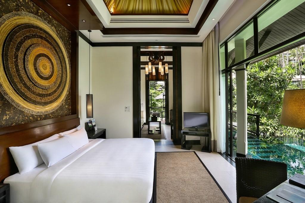 Das Bayan Tree Samui in Thailand ist eines unserer liebsten Luxushotels weltweit.