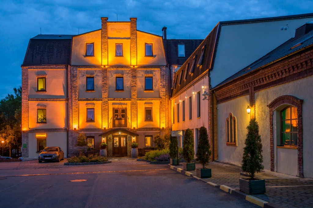 ROMANTIC Boutique Hotel & SPA , Panevėžys, Litauen