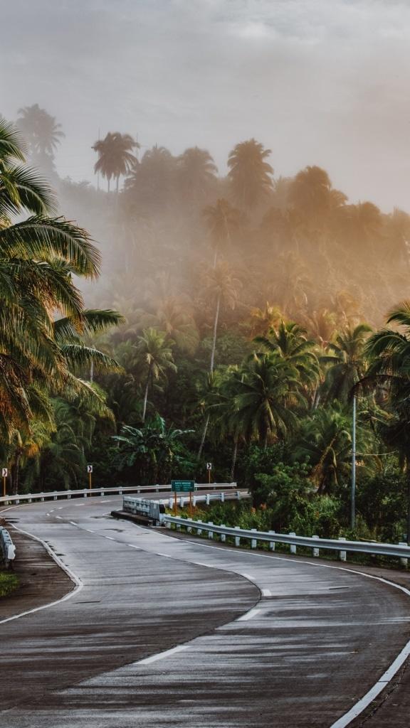 Die Eastern Visayas bieten viele Outdoor-Erlebnisse.
