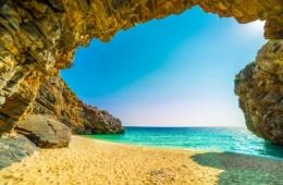 Mylopotamos Beach, Pelion, Griechenland