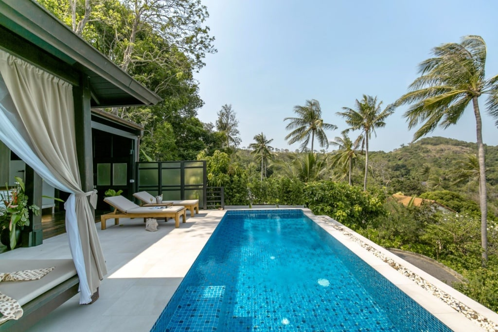 Tongsai Bay Pool Villa