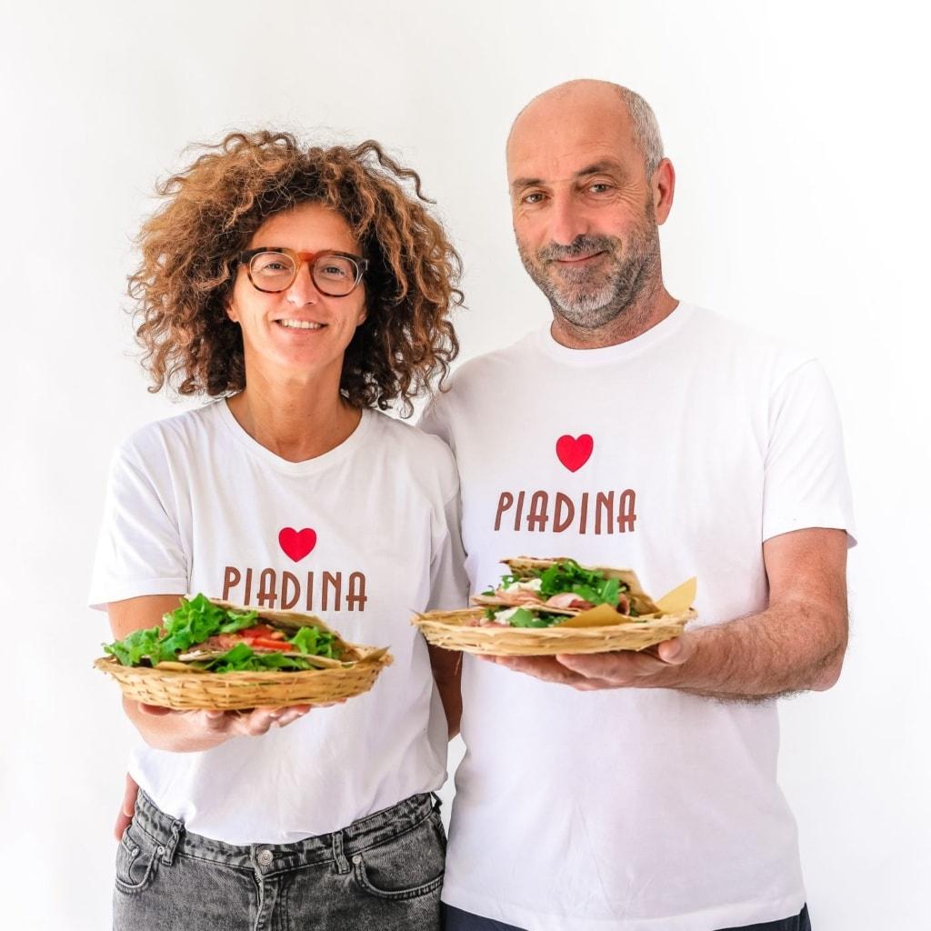 Casina del Bosco Inhaber Barbara und Aris in Rimini