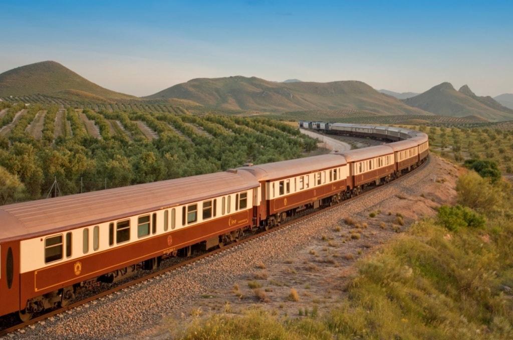 Luxuszug El Tren Al Andalus