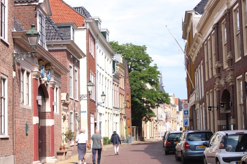 Ein Bummel durch Leeuwarden