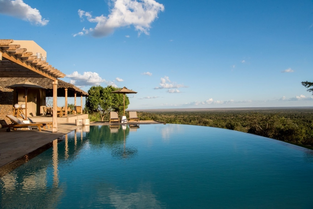 Pool Mugie House Kenia