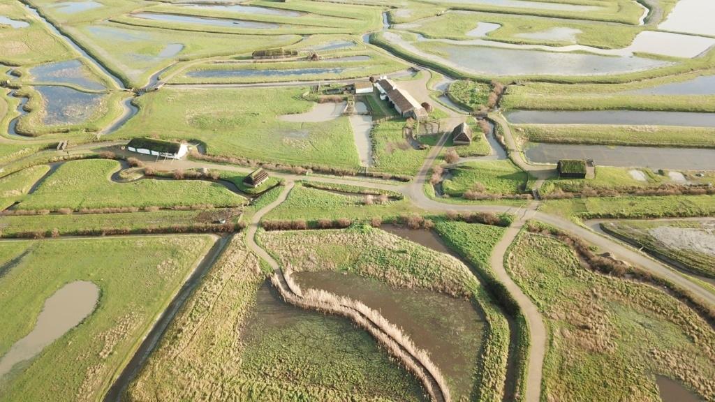 """Sumpf- und Moorlandschaft """"Marais Breton"""""""