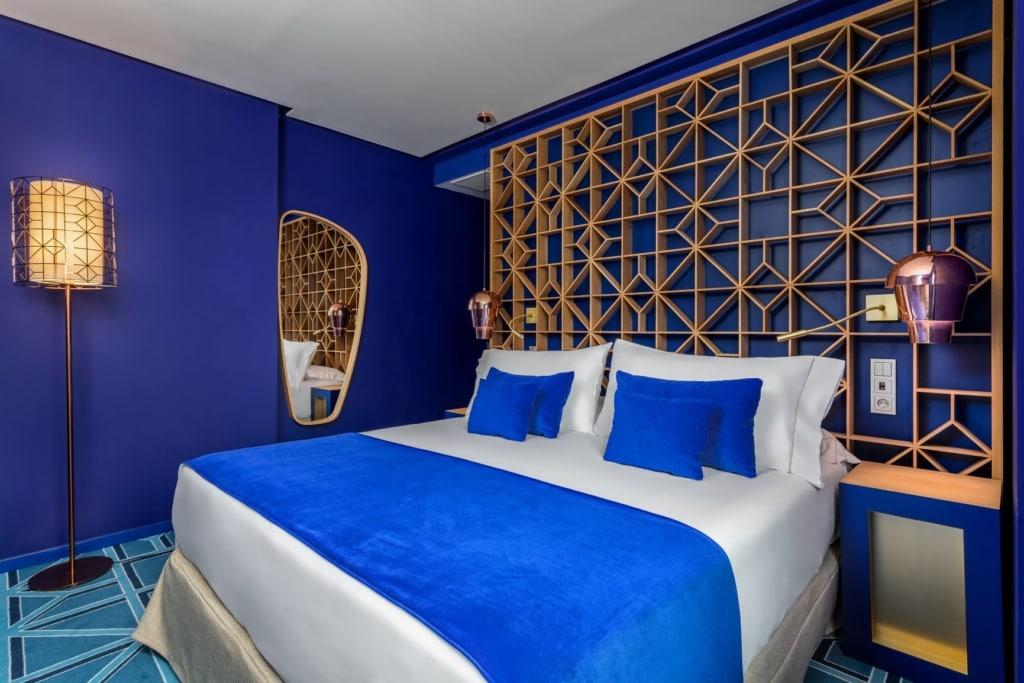 Zimmer im Room Mate Macarena, Madrid
