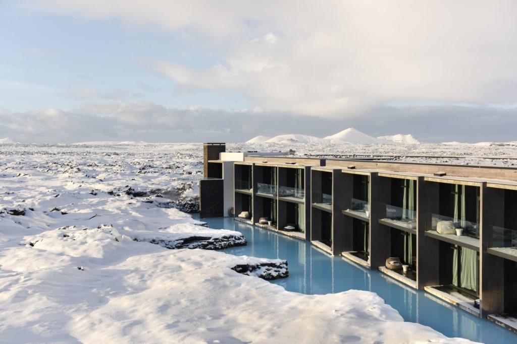Außenansicht vom Retreat Hotel Island