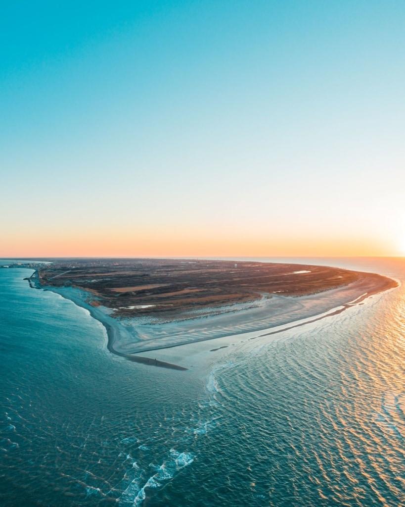 Skagen Green Strand in Dänemark