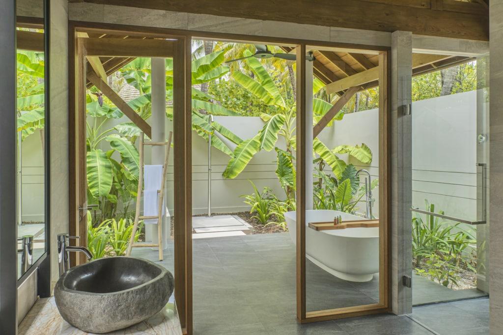 Ein Bad im Dschungel gefällig? Kein Problem!