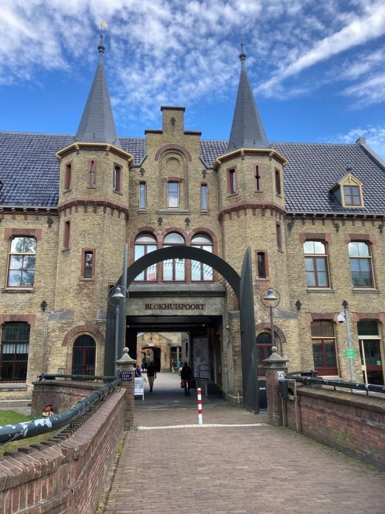 ehemaliges Gefängnis in Leeuwarden, Friesland