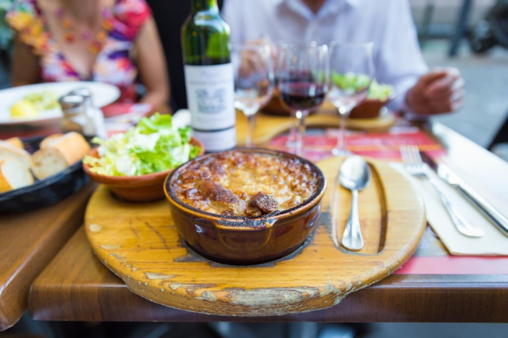 Cassoulet in Toulouse