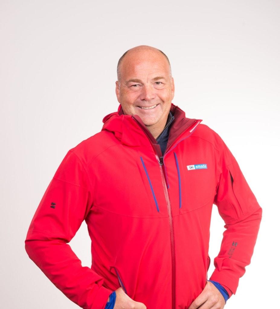 Dr. Christoph Eisinger, Ski amade