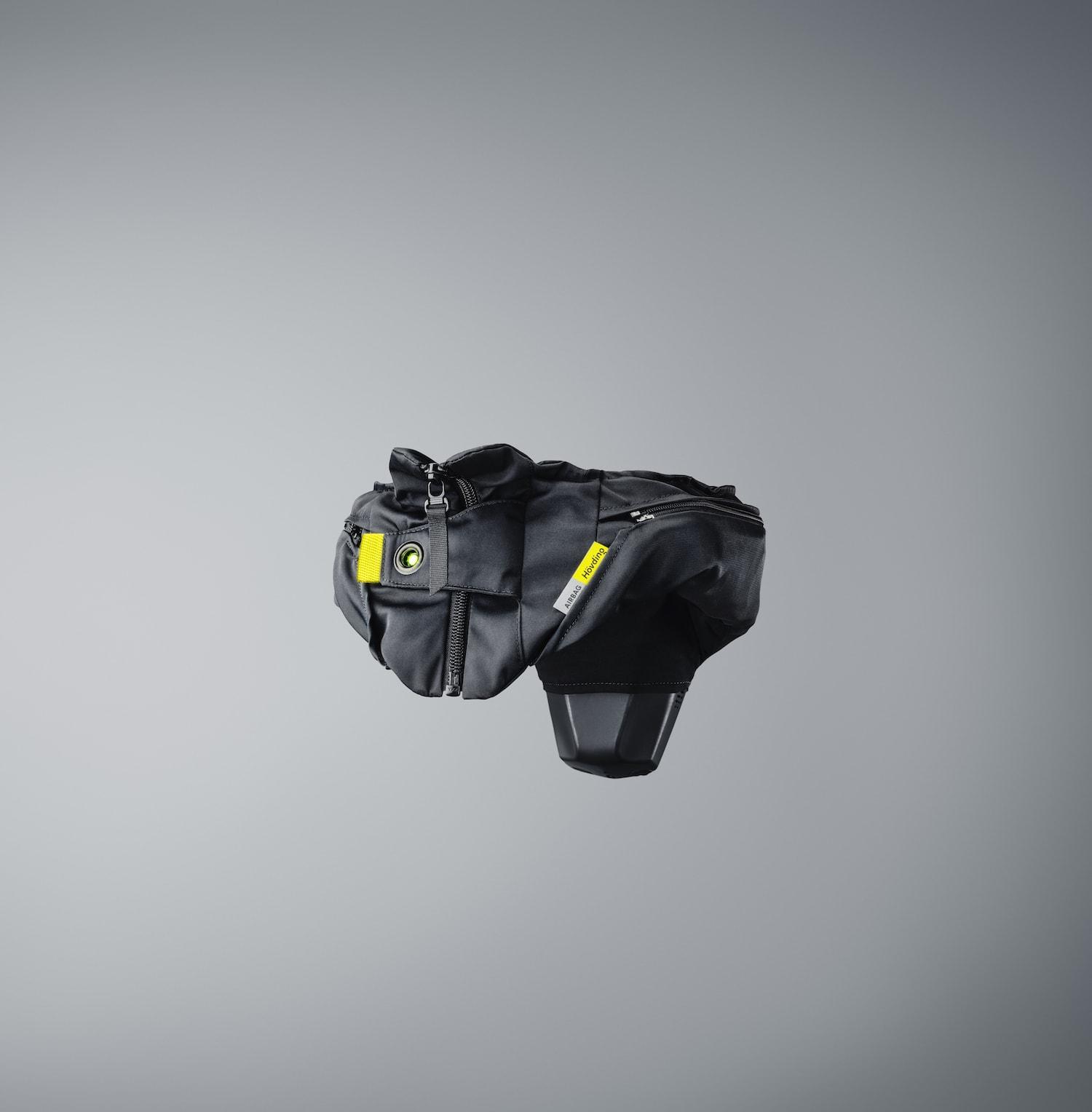 Fahrrad Equipment: Hövding Kopfschutz
