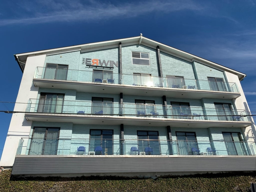 Hotel Erwin Los Angeles Fassade