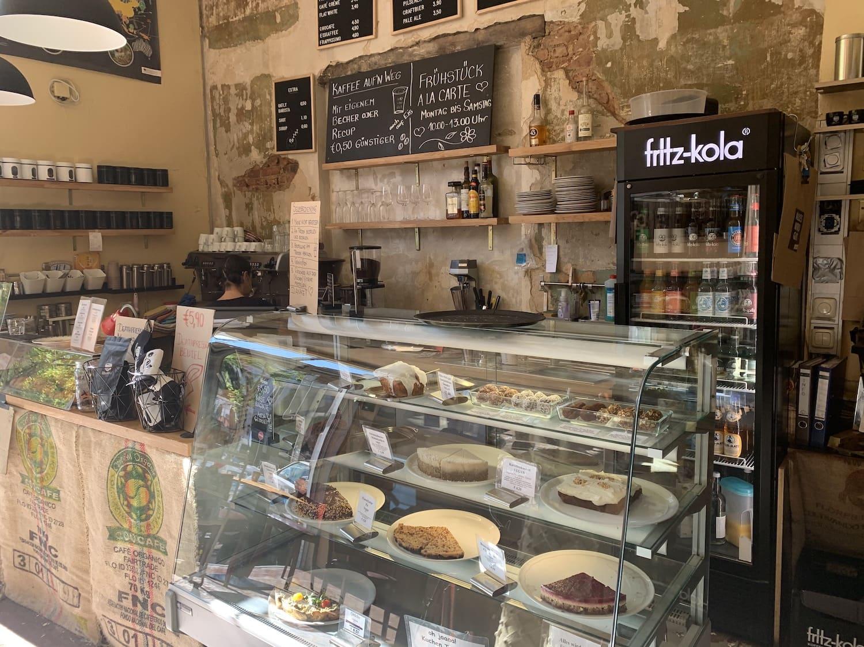 Hamburg-Tipps: Das Café Kopiba ist ein super Anlaufpunkt für Kaffeeliebhaber