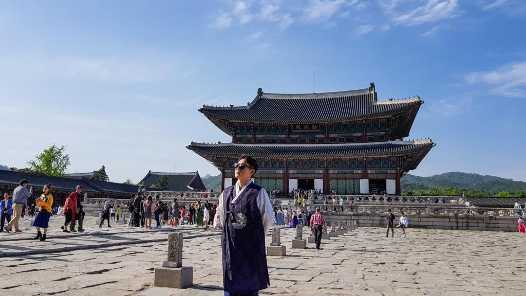 Tempel und reine reiche Kultur sind trifftige Gründe für eine Reise nach Südkorea.