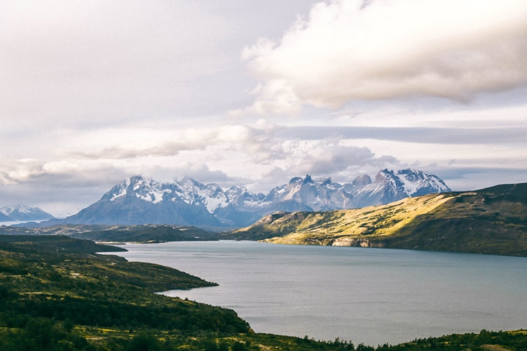 See in Patagonien