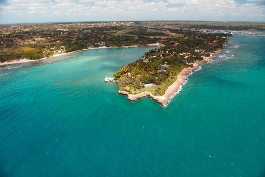 Playa Minitas in der Dominikanischen Republik