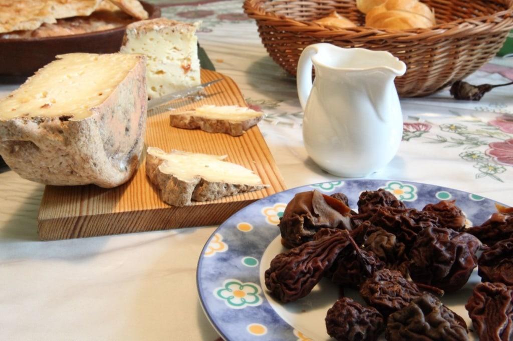 Spezialitäten aus Europa: Ritten aus Südtirol