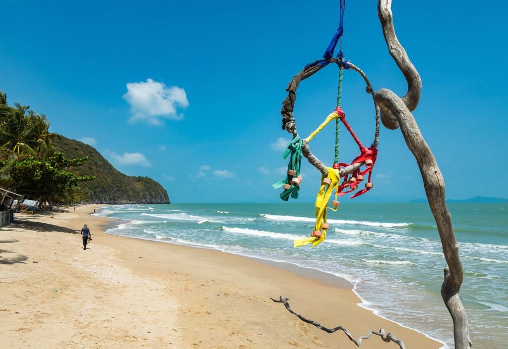 Kwang Pao Beach or Thong Tapa o Beach, Nakhon Si Thammarat