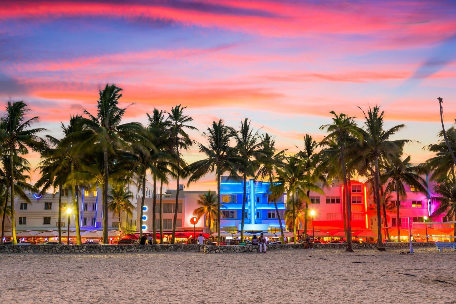 Sehenswürdigkeiten: Was man in Miami gesehen haben sollte