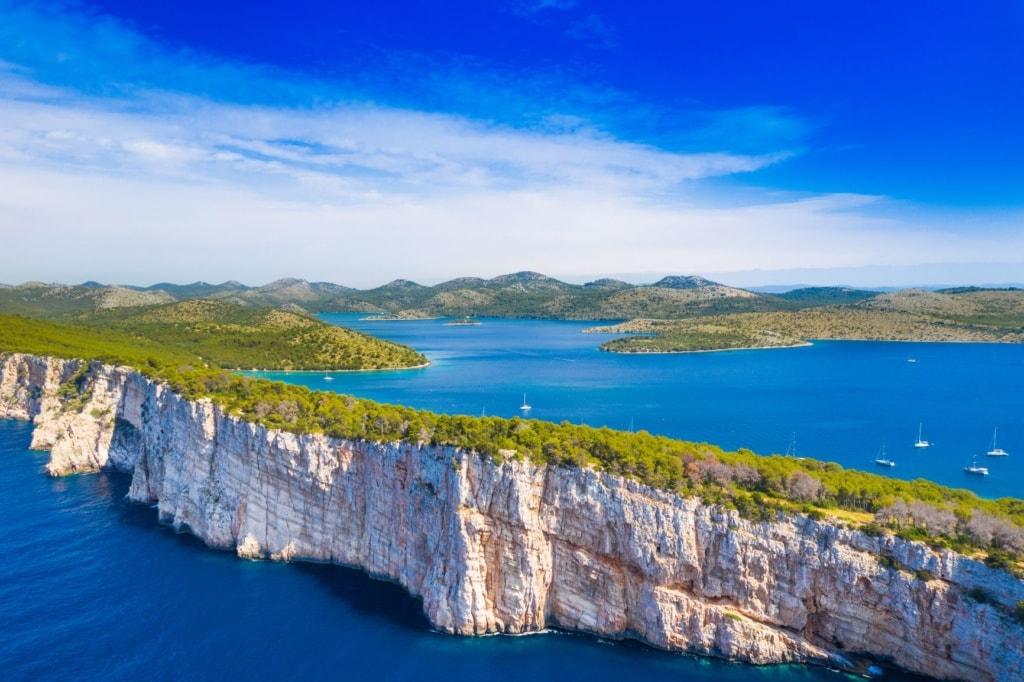 Telascica Nationalpark in Kroatien