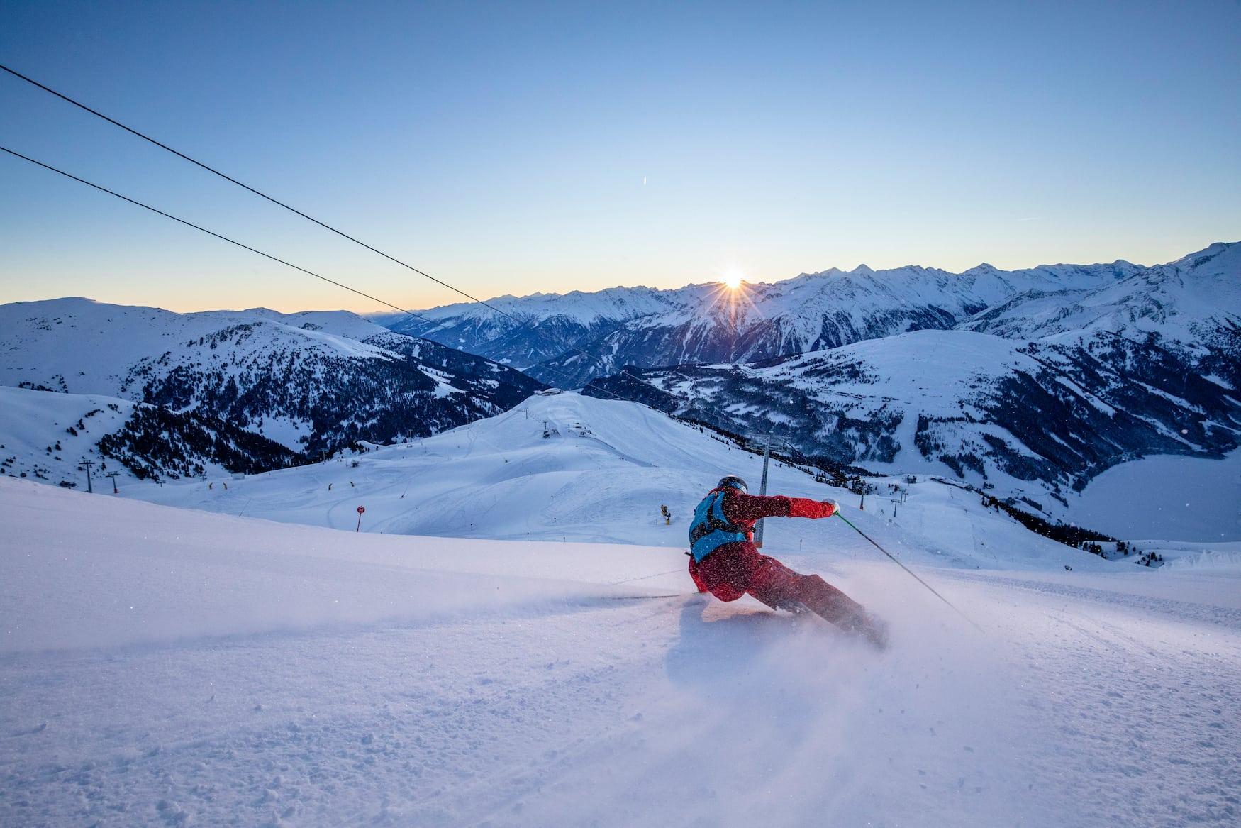 Corona Skiurlaub