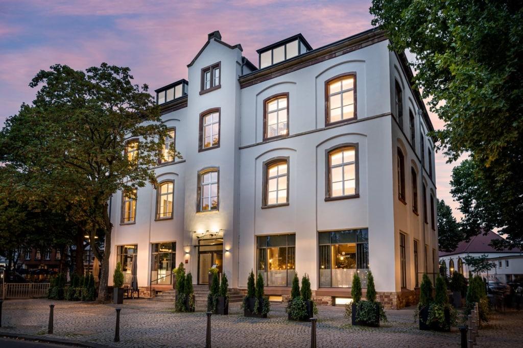 Außenansicht Hotel Esplanade Saarbrücken