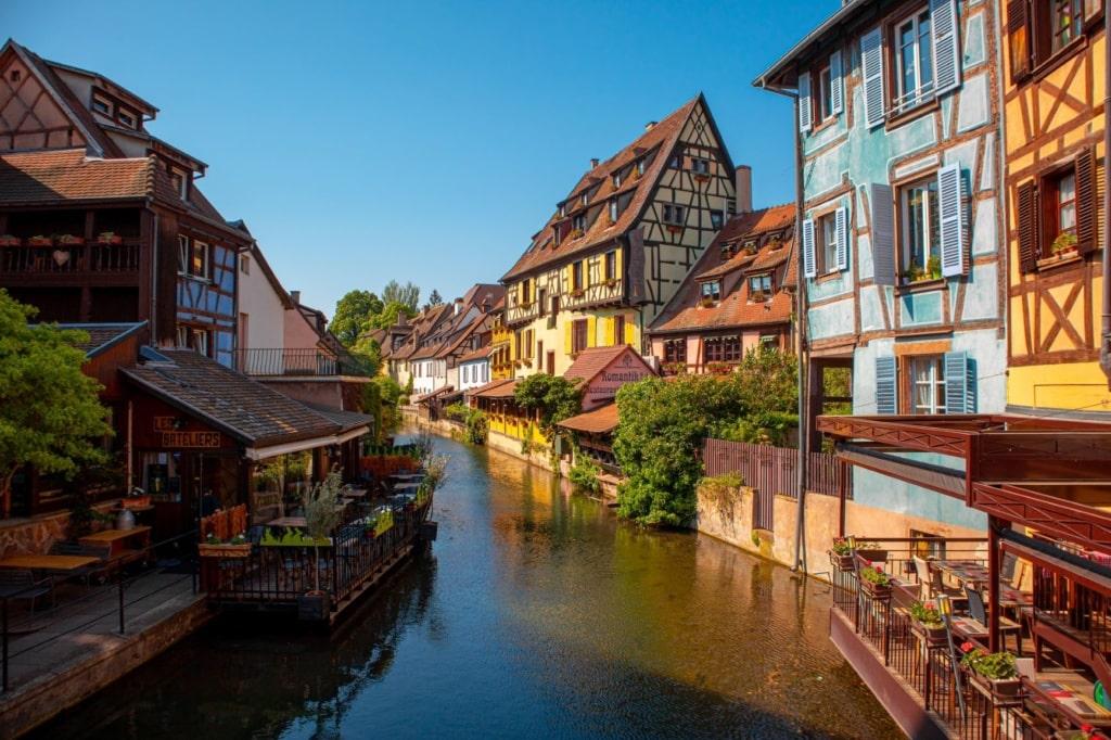 Petit France in Straßburg