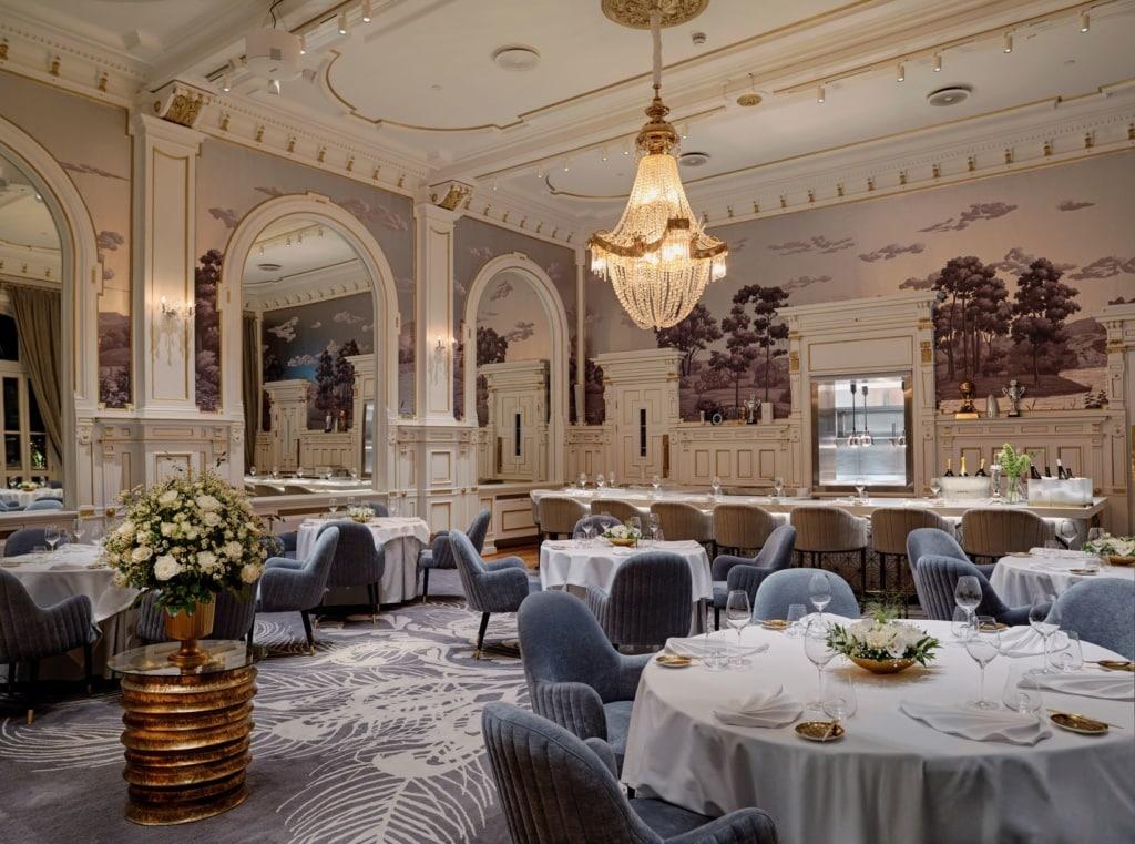 Gehört zu den besten Restaurants in Norwegen:Restaurant Speilsalen im Britannia Hotel