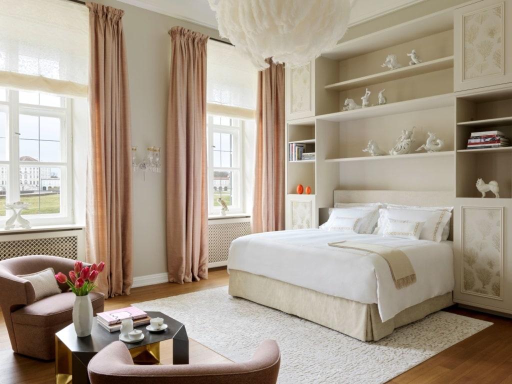 Castle Suite im The Langham Nympehnburg residence