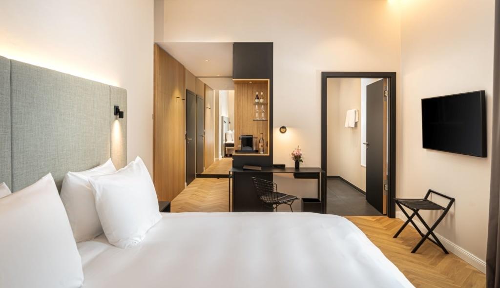Zimmer im Hotel Esplanade Saarbrücken