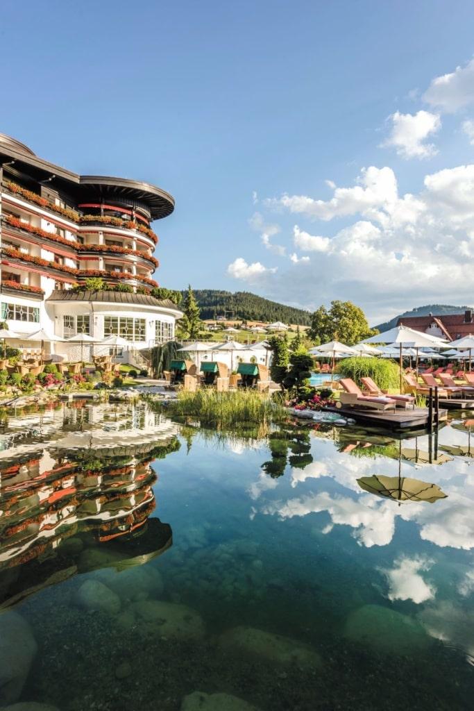 Hotel Bareiss in Baiersbronn