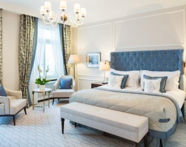 Hotel Vier Jahreszeiten Hamburg - Sample Deluxe Double Room Lakeview
