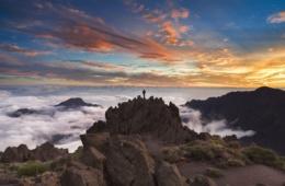 Die Berge von La Palma bieten wunderschöne Naturerlebnisse.