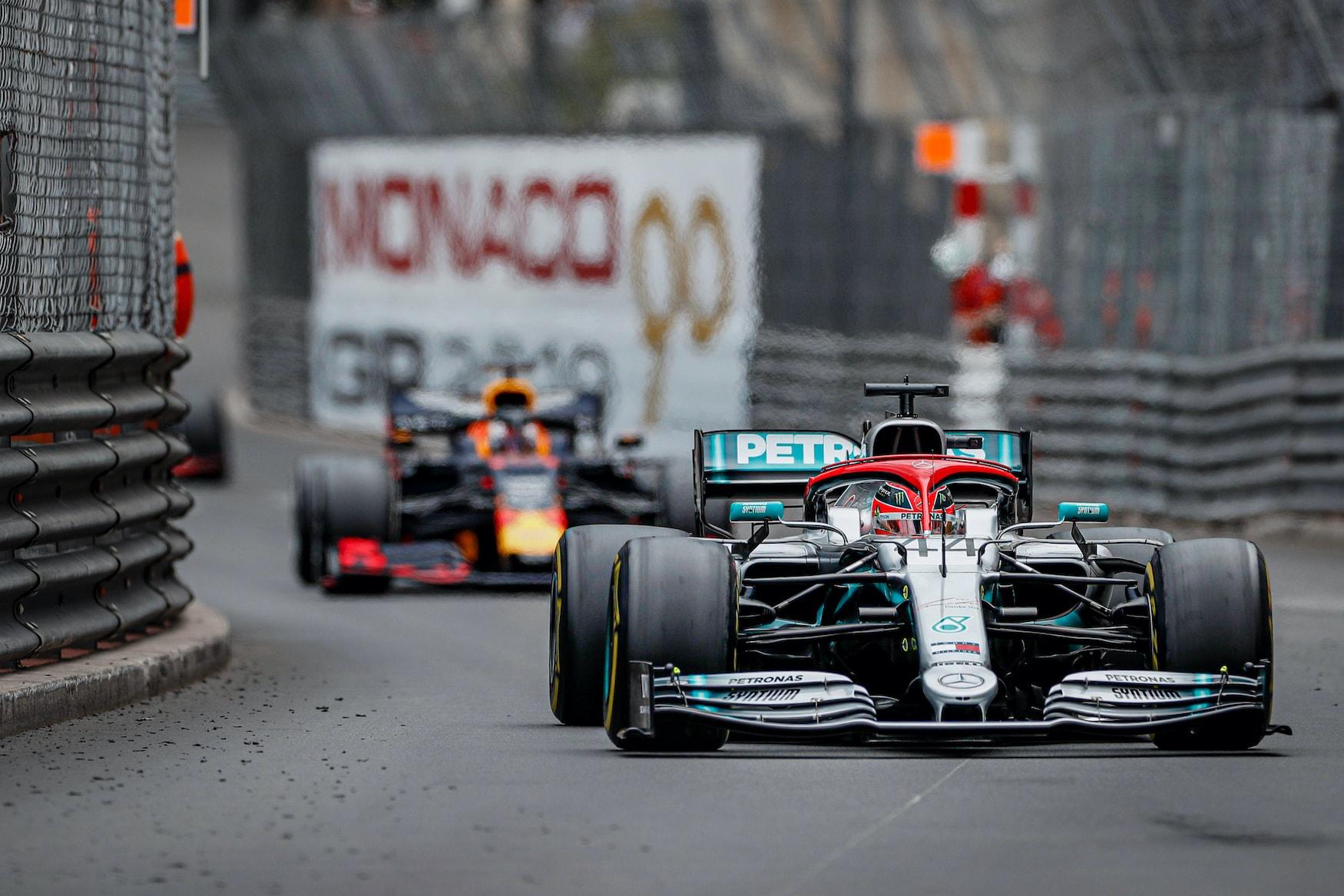 Formula 1 Grand Prix de Monaco 2019