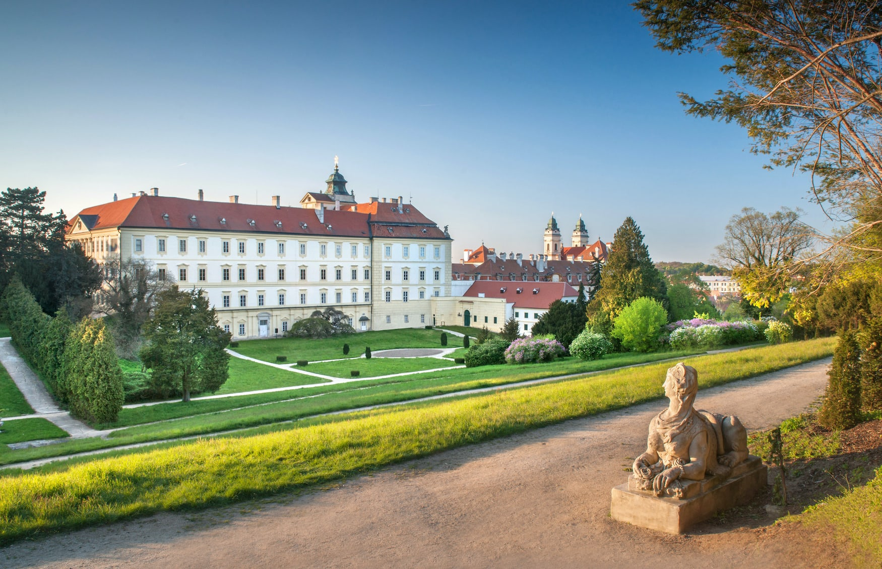 Schloss Valtice bietet hervorragenden tschechischen Wein
