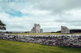 Ackergill Castle - ein Drehort von The Crown