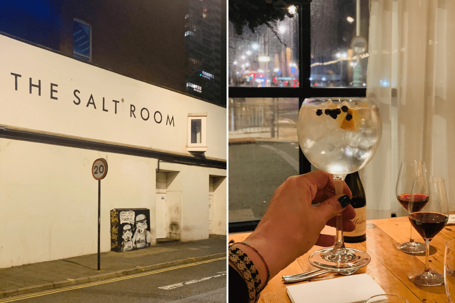 The Salt Room - Bar in Brighton