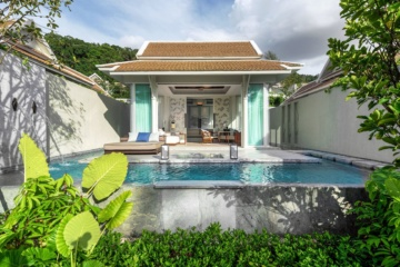 Suite mit Pool im Banyan Tree Krabi