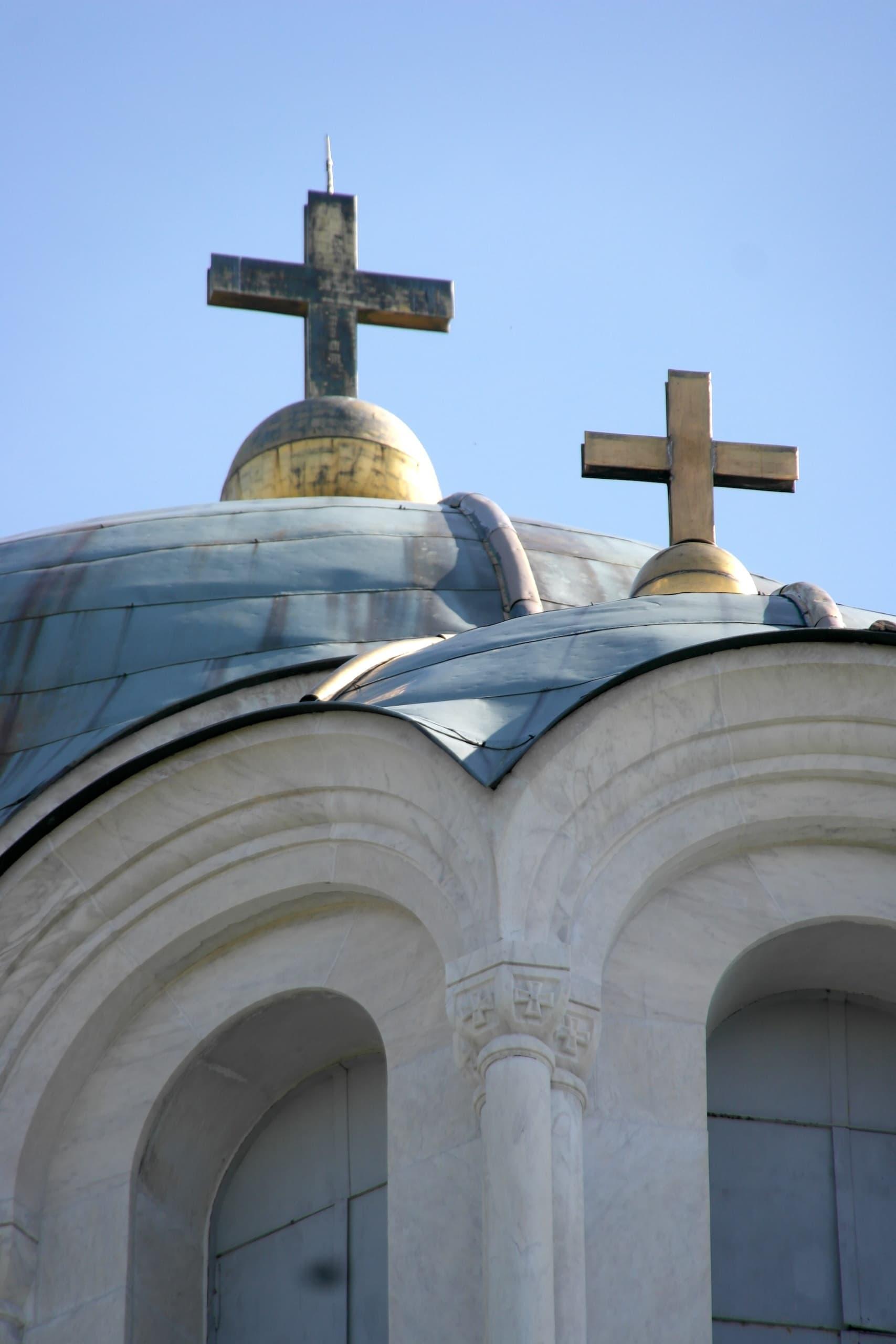Kloster Nikolje in Serbien
