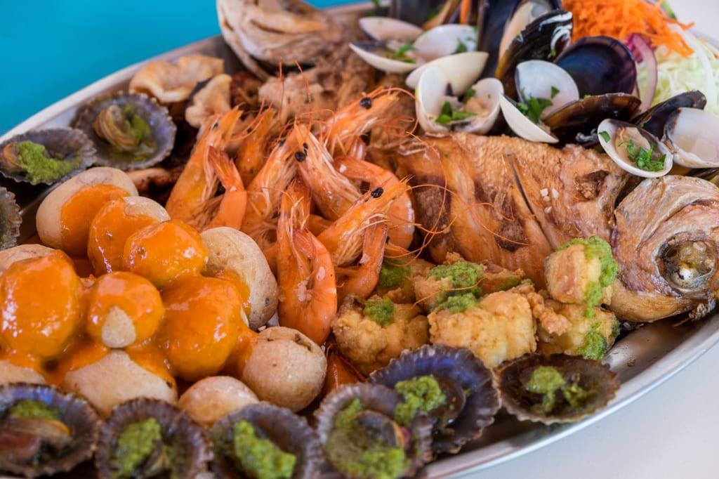 Frischer Fisch gehört beim Urlaub auf Gran Canaria einfach dazu.