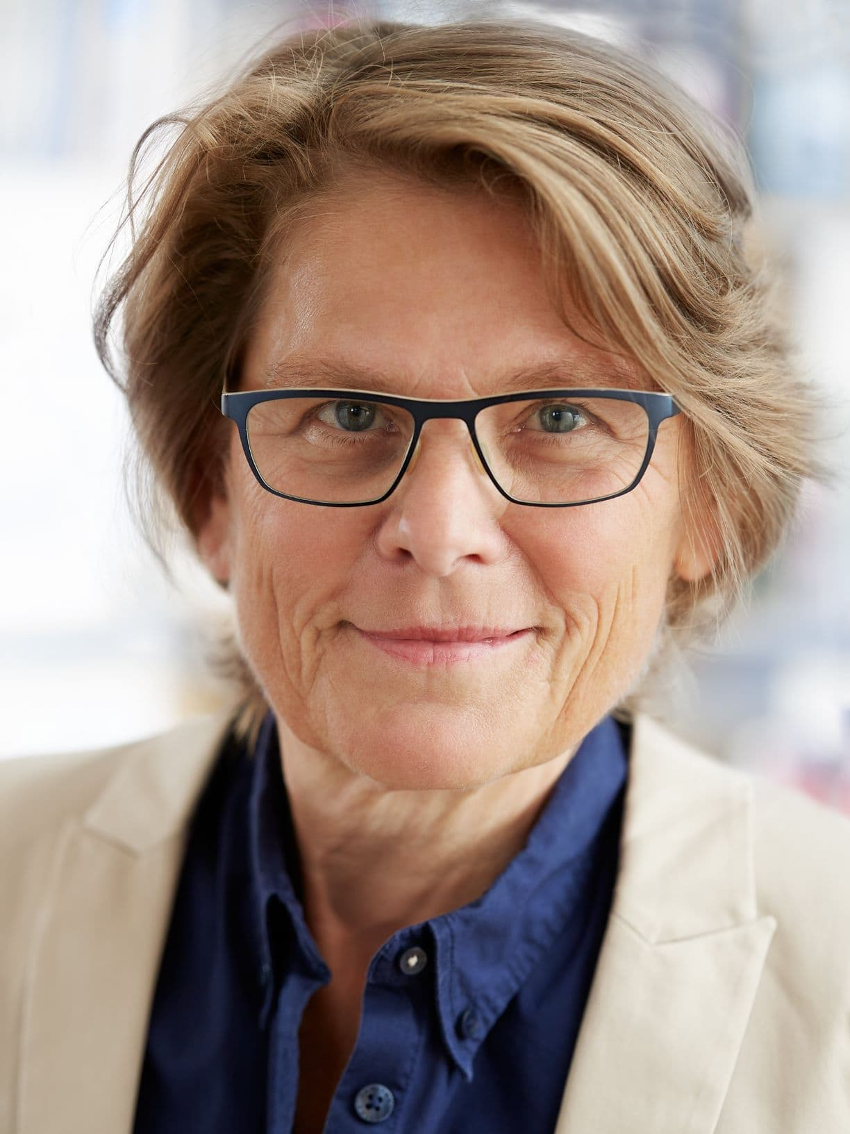 Maria Leenen, Chefin der Unternehmensberatung SCI