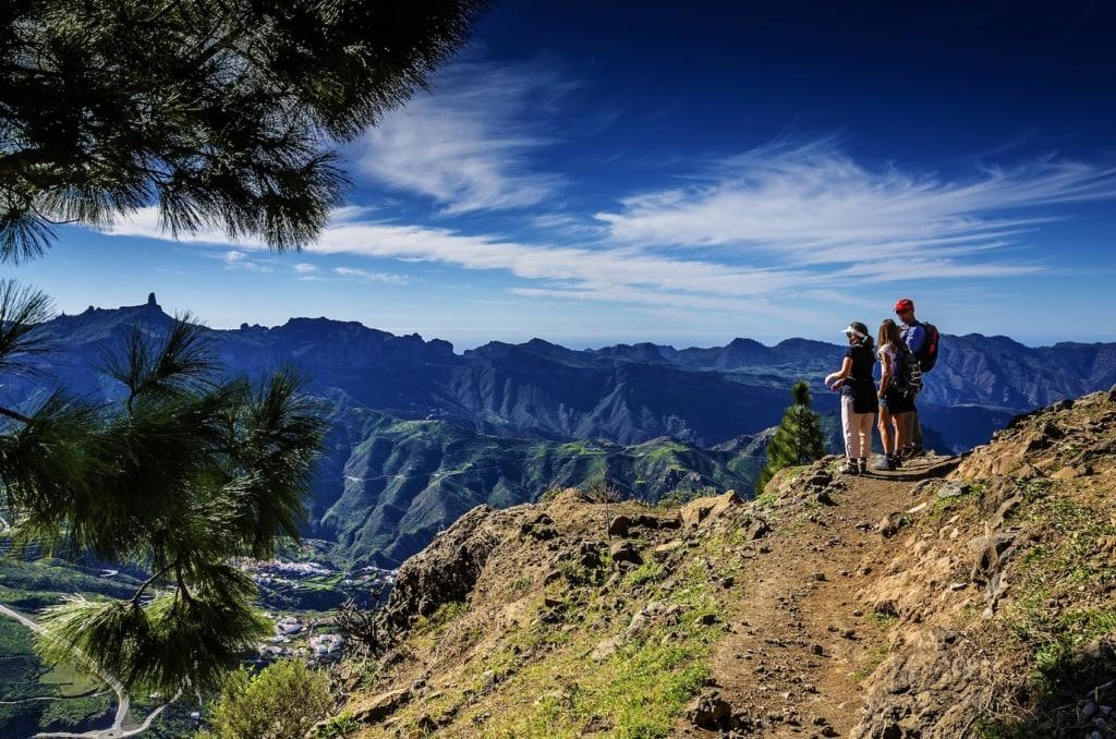 Wandern macht auf Gran Canaria besonders viel Spaß, an jeder Ecke öffnet sich ein neuer Blick.