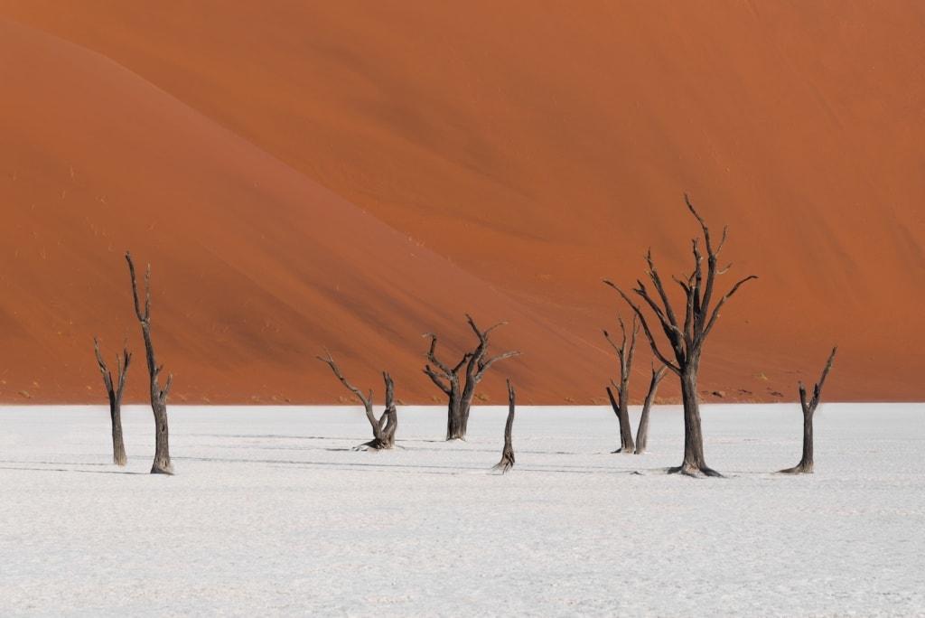 Sossuvlei in der Namib-Wüste ist ein Muss bei einem Besuch Namibias.