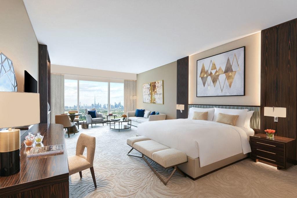 Zimmer im Sofitel Dubai
