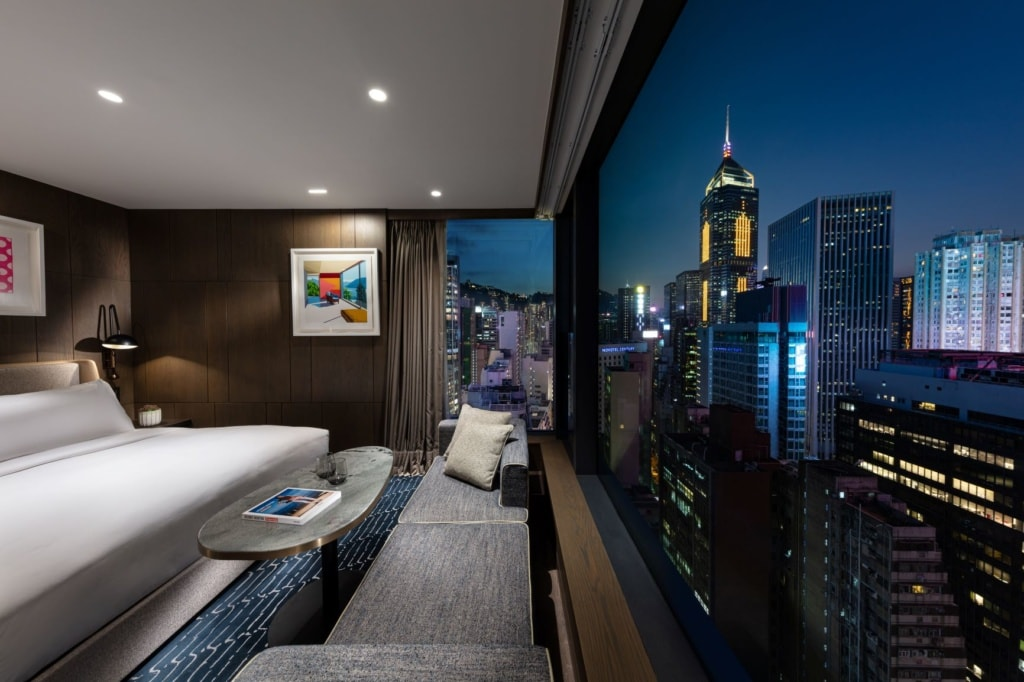 Zimmer im The Hari Hotel in Hongkong