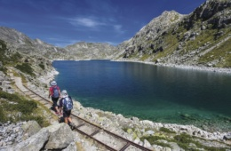 Katalonien aktiv erleben im Vall Fosca, Cinque Llac