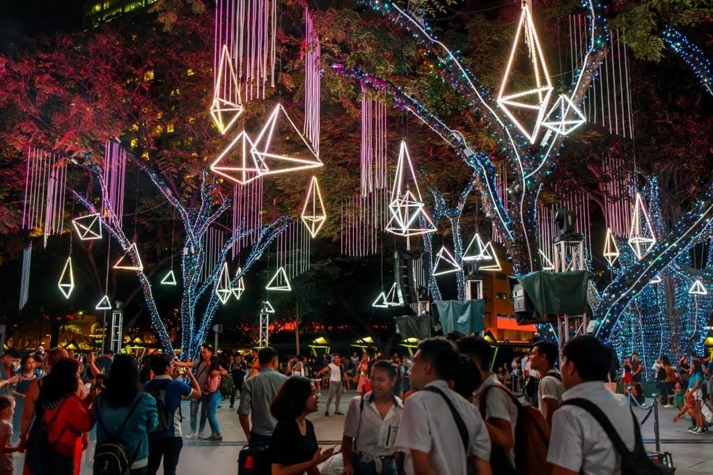 Weihnachten in aller Welt: Auf den Philippinen wird es bunt!